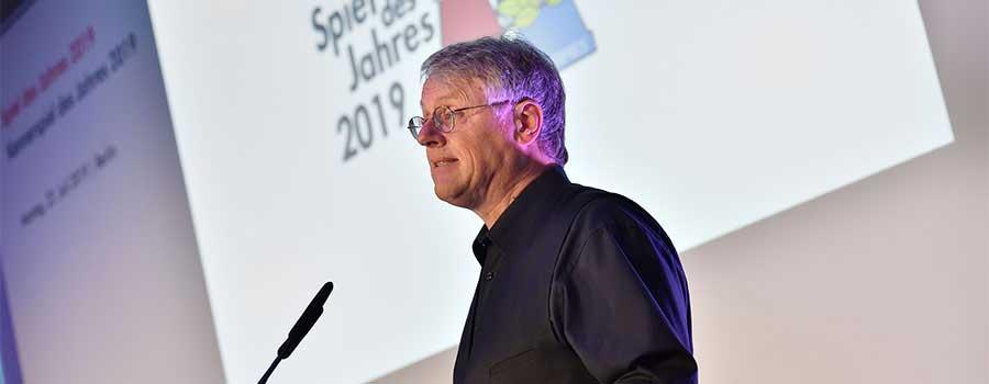 Harald Schrapers. Foto: Spiel des Jahres