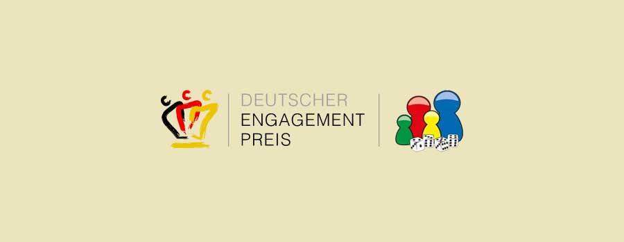 Grafiken: Deutscher Engagementpreis, Spielecafé der Generationen