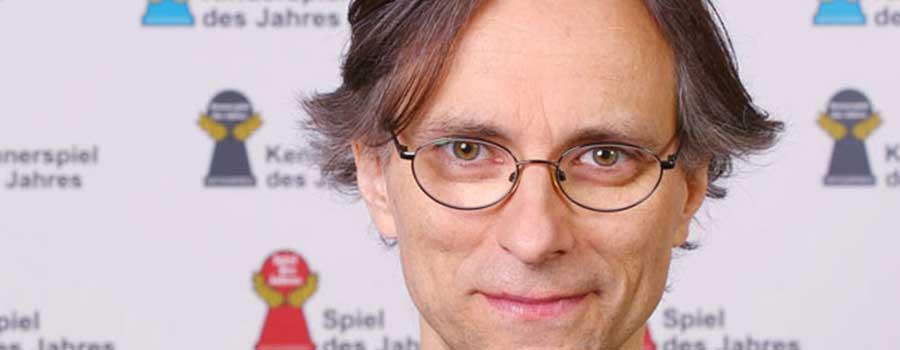 Udo Bartsch. Foto: Spiel des Jahres, 2020